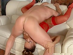 Spanish Milf Loves To Please This Big Spanish
