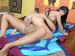 Tight anal shaggging for Black Angelika