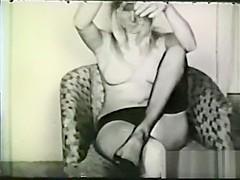 Softcore Nudes 654 1960's - Scene 3