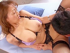 Hottest Japanese whore in Fabulous HD, Big Tits JAV scene