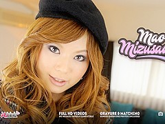 Mao Mizusawa Gets Cum And Squirts In Gangbang - AviDolz