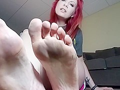 Bratty Jamie - Lick My Dirty Bare Feet