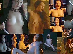 Game of Thrones - Carice van Houten Supercut (Splitscreen)