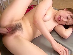 Teen Nazuna Otoi gets a payback sex