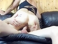 Kelsey's first time anal video