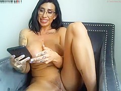 Stanza Clit naked play good smile part.3
