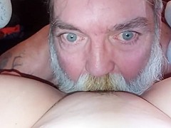 Jeff eating my pussy