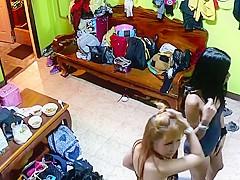 Hacked Cam Thailand Backstage Dressing Room
