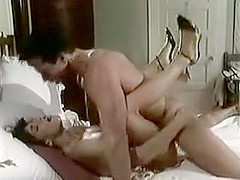 Teri Weigel with Peter North