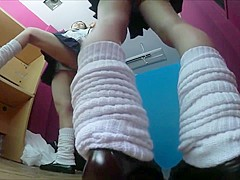 THE Asian Upskirt Panty Movie (Part 11 of 12)