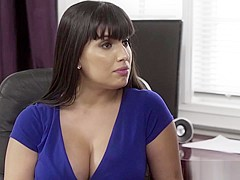Mercedes Carrera Sucking And Riding Her Clients Huge Cock