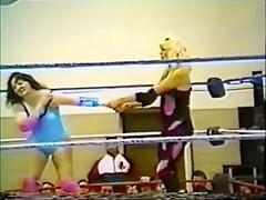 Alexa Starr vs. Brittany Brown Match 2