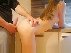 Teen Czech Step Sister Caught and Fuck with Her Brother s Big Dick