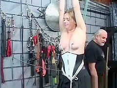 Large Boobs Babe Hard Fucked In Bizarre Bondage Xxx Scenes