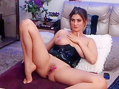 Redhead Milf Giving Good Solo Part 02