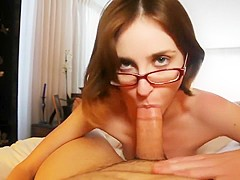 Vanessa Cage taking on big Evan porn HD