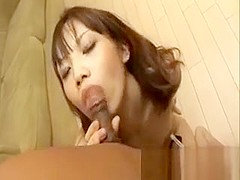 Hot asian babes fucking and sucking