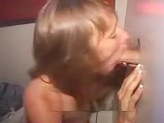 Watch Woman Swallow Strangers Cum