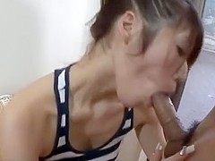 Cock Sucking Arisa Aoyama Cant Wait To Swallow
