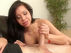 Wears No Panties Shes Been Waiting For His Cumshot