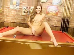 hot brit babe KD pussy play 2