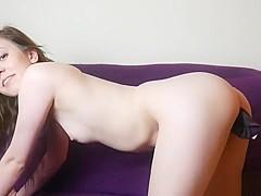 Yoga Pants + Panty Stuffing