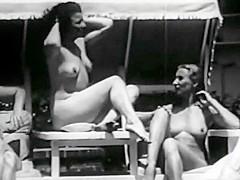 Aqua Nudes (1950s)
