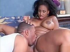 Great Sexy Big Boobed Black Slut