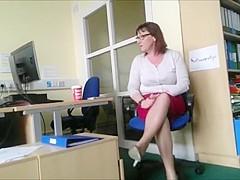More of Teacher's Legs