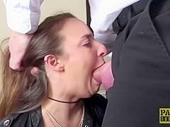 SEXYMOMMA PSS - Subslut Amirah Adara banged by busty stepmom