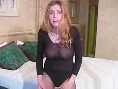 Steaming Girl Entrances By The View Of Her Hairy Needy Twat