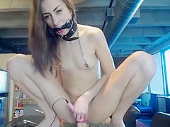 Amateur Small Tits Blonde Teen Masturbating On Webcam Part 04