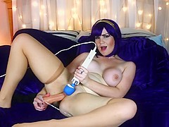 Faye Valentine Asian Cosplay Blowjob Creampie FULL LENGTH