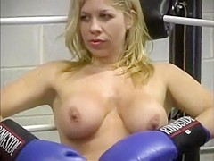 Topless boxing LL 255