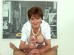 Cheating English Milf Lady Sonia Exposes Her Big Boobies