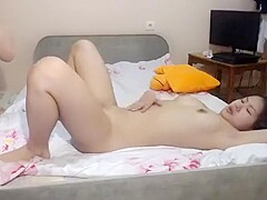 Asian Girlfriend Pov Blowjob Part 04