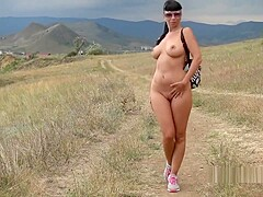 Lada's Naked Hike