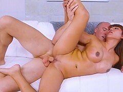Mature Vixen Tiffany Rain Gets Dicked Down By Lover