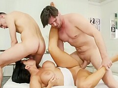 Wife fucked by husband and his friend Part 2