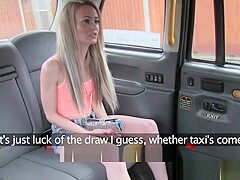 Fake Taxi Slim Blonde Likes It Rough In Cab
