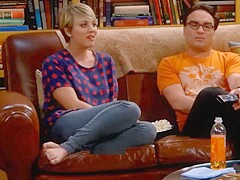 Gorgeous FEET of PENNY/KALEY CUOCO (The Big Bang Theory)