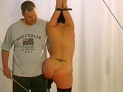 Nude Milf Gets The Tits Tied Up In Thraldom Sex Scenes
