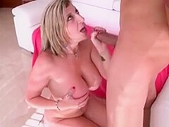 Big Ass Milf Loves Humping Big Loaded Shaft
