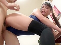 Amazing Japanese chick in Horny HD, Ass JAV clip