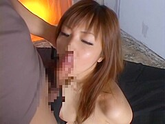 Hinano Busty Asian babe enjoys lots of cock