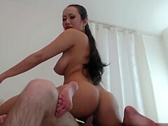 Divorced girlfriend experience brutal fucking and blowjob