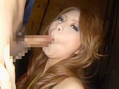 Momoka Sawjiri hot Asian model enjoys showing off her talents
