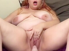 Dildo Machine Fucks My Tight Pussy Fast And Hard