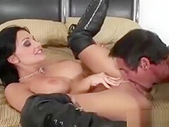 Latina Fucked With Legs In The Air
