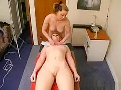 Naughty Gets Girl Tied Down And Vibrated